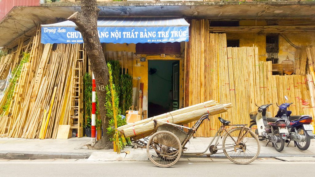 HANOI_Rue des échelles