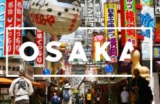 OSAKA, Japon